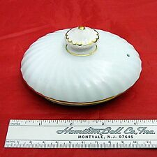 MINTON Replacement Teapot Lid #S557 Symphony in Blue Vintage English Bone China