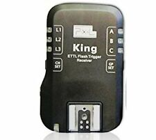 Pixel King Flash Trigger Receiver ONLY for Canon E-TTL II, E-TTL