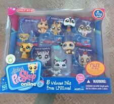 Littlest Pet Shop Target Exclusive 5 Welcome Pets #1494 #1495 #1496 #1497 #1498
