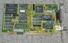 UMC UM9001L 2000C BNC AUI ISA LAN adapter card - VINTAGE - UNTESTED