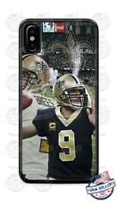 New Orleans Saints Football Drew Brees Phone Case Cover Fits iPhone Samsung etc