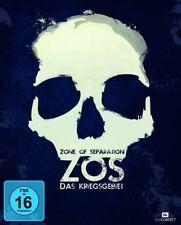 ZOS: Zone of Separation - Das Kriegsgebiet ( Komplette TV SERIE 3 DVDs ) NEU OVP