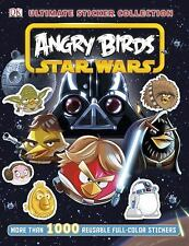 Ultimate Sticker Collection: Angry Birds Star Wars (ULTIMATE STICKER COLLECTION