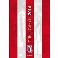Stoke City 2014 Calendar The Potters English Premier League new Soccer Football