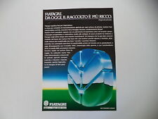 advertising Pubblicità 1986 FIATAGRI FIAT AGRI TRATTORI