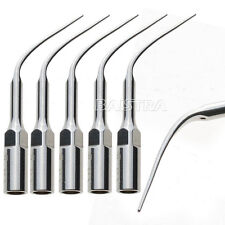 5Pcs Woodpecker Dental Scaling Perio Tips P3 Fit EMS & MECTRON Scaler