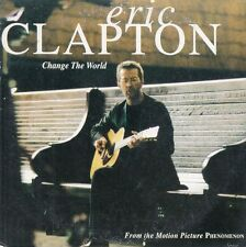 CD 3 TITRES--ERIC CLAPTON--CHANGE THE WORLD--1996