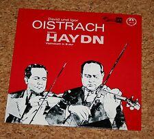 Single David & Igor Oistrakh Oistrach Haydn Violinduett in B Dur Violine SMS-517