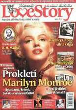 MARILYN MONROE lovestory THE BEATLES YOKO ONO GRACE KELLY Magazine
