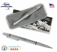 Fisher Space Pen #400BRCL / Classic Brushed Chrome Bullet Pen with Pocket Clip