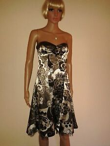 JANE NORMAN Evening Dress. Cocktail Party, Formal, Prom or Bridesmaid.   SIZE 10