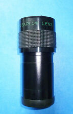 "High Quality 2"" 2x ED Barlow Lens for Telescopes, Brand New Cased, Low price"