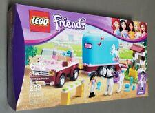 Lego Friends Emma's Horse Trailer (3186) Nib Factory Sealed