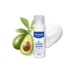 Mustela Foam Shampoo for Newborn 150ml (For  Cradle Cap Relief)