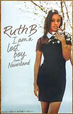 Ruth B Lost Boy 2016 Ltd Ed Rare New Poster +Free Pop/R&B/Rock Poster!