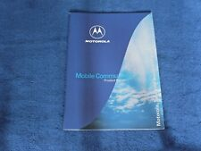 Motorola v3688 Startac 130 2700 por satélite y otros Reino Unido GAMA FOLLETO Muy Raro
