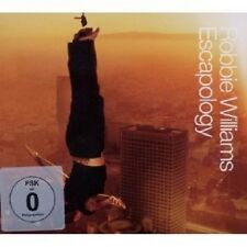 "ROBBIE WILLIAMS ""ESCAPOLOGY"" CD+DVD NEU"