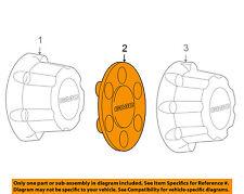 GM OEM-Wheel Center Cap Hub Cover 9595216