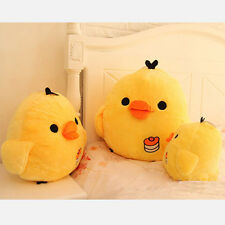 1pc Cute New Style Lovely Chick Plush Doll Stuffed Children Chicken Gifts Kawaii