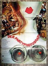 PARTYPHOTOGRAPH * ZACHER, VALENTIN - A1-Filmposter Mot. B - German 1-Sheet 1968