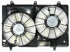 2003-2007 Cadillac CTS New Radiator/Condenser Cooling Fan/Shroud/Motor 2.8/3.6 L