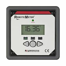 Morningstar Remote Meter per SunSaver DUO CONTROLLER MPPT INVERTER/SureSine