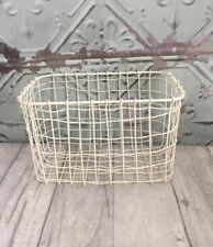 Vintage/Retro Rectangular Decorative Baskets