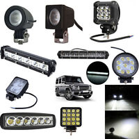 Car Truck LED Cree Work Spot Light Flood Driving Bright Bulb SUV Boat Motorcycle