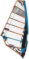 Windsurfing / Vela /Sail/ Rrd Firewing Mk IV 8.6 MT Blue/Orange