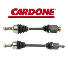 Set of 2 Front CV Axle Shafts A1 Cardone for Honda CR-V 2007-2014