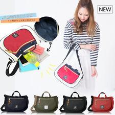Japan--Anello Fashion Handbag Women Purse Shoulder Bag Canvas Shopping Bag Girls