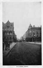 HILL STREET NEWRY CO. DOWN IRELAND IRISH POSTCARD