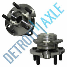 Pair: 2 New FRONT Buick Chevy Olds Pontiac FWD Wheel Hub and Bearing Assembly