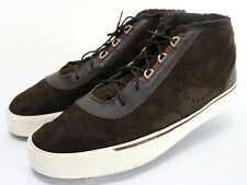 Nike Hachi LTR $90 Men's Low Top Sneakers Shoes Size 12 Suede Brown