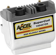 ACCEL Prestolite HEI Dual Fire Chrome Super Coil - 140407CH