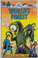 Worlds Finest Comics #233 VF- Superman Batman 1975 Bronze Age Nice Copy