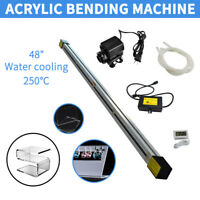 "48"" (1250mm) Acryl Kunststoff PVC Heizung Heizbiegemaschine Biegemaschine 1500W"