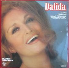 "DALIDA - RARE DOUBLE LP ""COLLECTION DOUBLE ALBUM"""