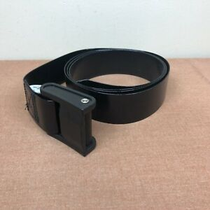 Posey EZ Clean Gait Belt - Black - 6546L