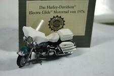 Franklin Mint  Harley-Davidson Electra Glide von 1976 1:24