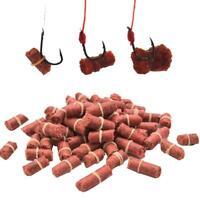 Red Grass Carp Baits Fishing Bait Lures Crankbaits Tackle Baits Bag Ho L6C0 G3T9