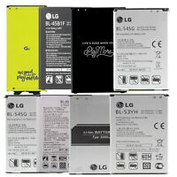 For LG K4 K10 K20 V10 V20 All Smartphone Cell Phone Li-ion Battery Replacement