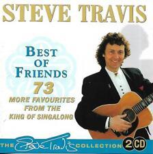 Steve Travis - Best Of Friends (2006 Double CD Album)