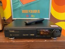 Panasonic NV-FS88 Super 4 Head S-VHS Super VHS (VERY LOW HOURS) + Remote