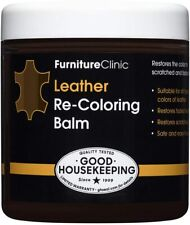 FURNITURE CLINIC LEATHER RE-COLORING BALM GREY / GRAY