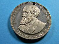 1889 Benjamin Harrison Inauguration Medal