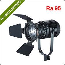 Pro. 60W LED Fresnel Spotlight LED Studio Light High CRI Ra 95 for Video