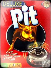 Winning Moves Deluxe Pit w/Bell Family Card Game #1019 BNIB