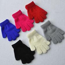 2016 Neu Kinder Magie Handschuhe & Fäustlinge dehnbar Gestrickte Winter warm