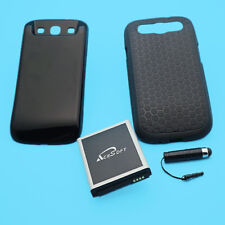 7570mAh Extended Battery Back Cover Case for Samsung Galaxy S3 III SGH-I747 AT&T